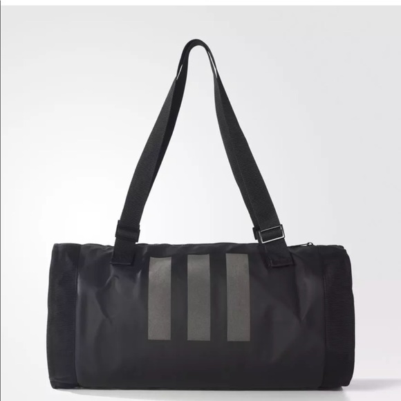 ee94f1727a1c Adidas Originals Duffle Bag Black Gym Bag